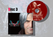 Devil May Cry 5 Original Soundtrack Disc 3