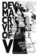 V burgers DMC5 VoV Volume 3 bonus Ogata