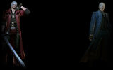 Devil May Cry 4 Special Edition Background Dante & Vergil
