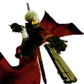 DMC2 - Dante Render