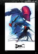 DmC Devil May Cry Visual Art - Page 23