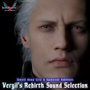 DMC5SE Vergil's Rebirth Sound Selection cover.jpg