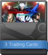 Devil May Cry 4 Special Edition Booster Pack