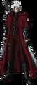 DMC Anime - Dante