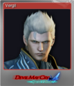 Devil May Cry 4 Special Edition Card Foil 9