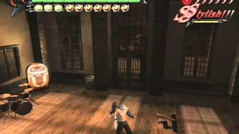 Devil May Cry 3 SE - Dante & Vergil taunts Burlas
