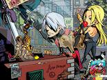 VJ Dante and Trish