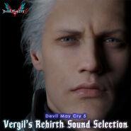 DMC5 Vergil's Rebirth Sound Selection cover