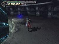 Blue Orb Fragment in Mission 15
