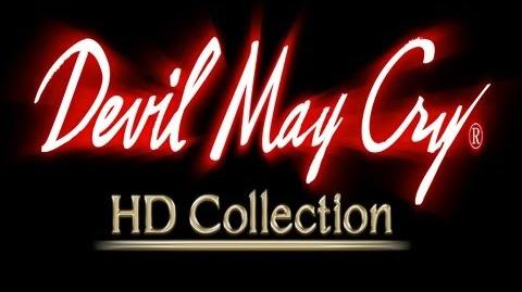 Devil May Cry HD Collection Trailer HD