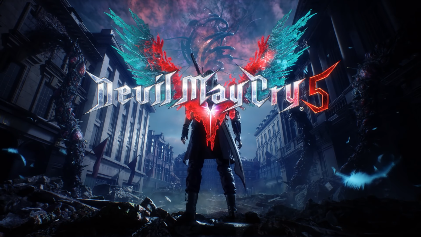 Devil May Cry 5 walkthrough