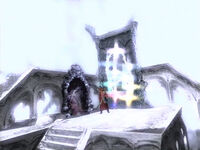 Blue Orb Fragment in Mission 18
