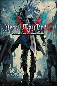 Devil May Cry 5 Xbox Exclusive Demo