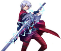Onimusha Soul - Dante