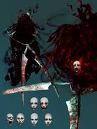 Death Scissors concept DMC5