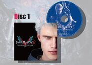 Devil May Cry 5 Original Soundtrack Disc 1