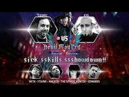 Devil May Cry Sick SSkills SSShowdown!! with TheSphereHunter, Itsuno, Walker, Cosmic, Kyo & Edwards