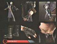 Capcom's DMC5 Artbook (2)