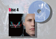 Devil May Cry 5 Original Soundtrack Disc 4