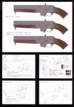 Devil May Cry 4 Devil's Material Collection Coyote-A concept art