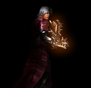 DMC1 Dante with Ifrit