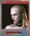 Devil May Cry 4 Special Edition Card Foil 8