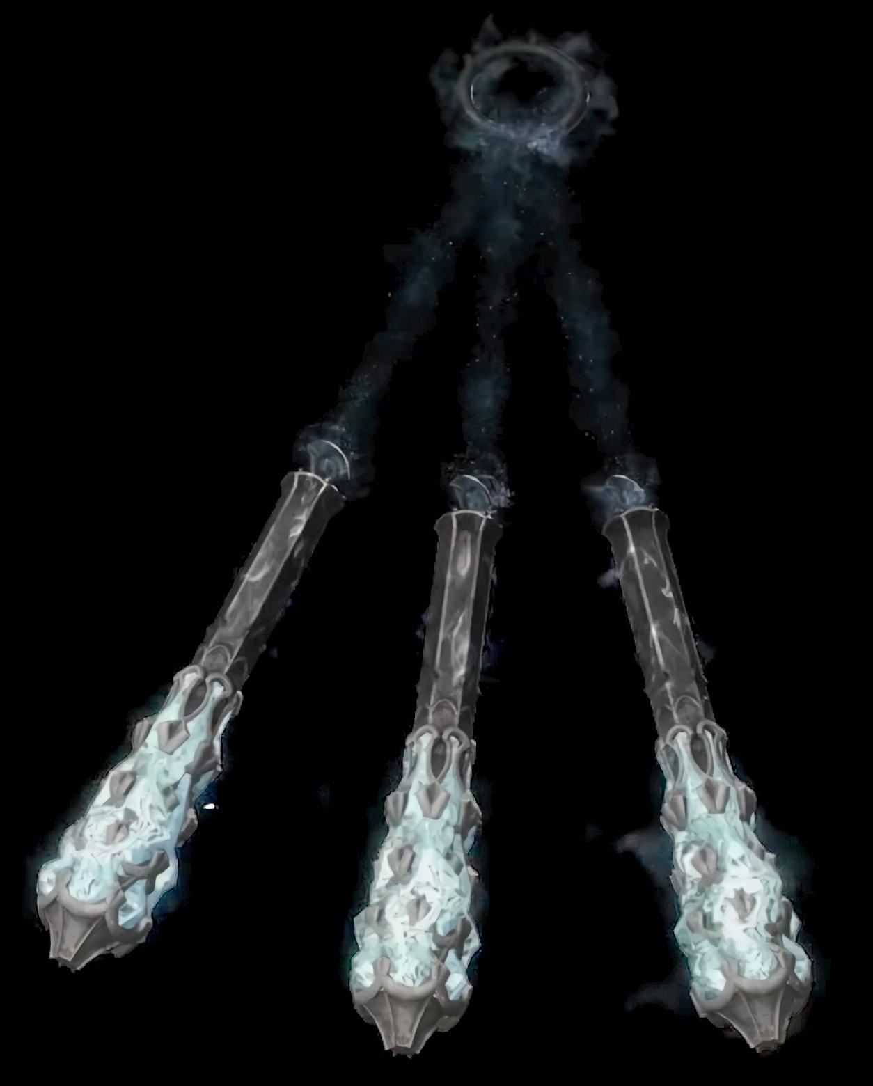 King Cerberus (Devil Arm)