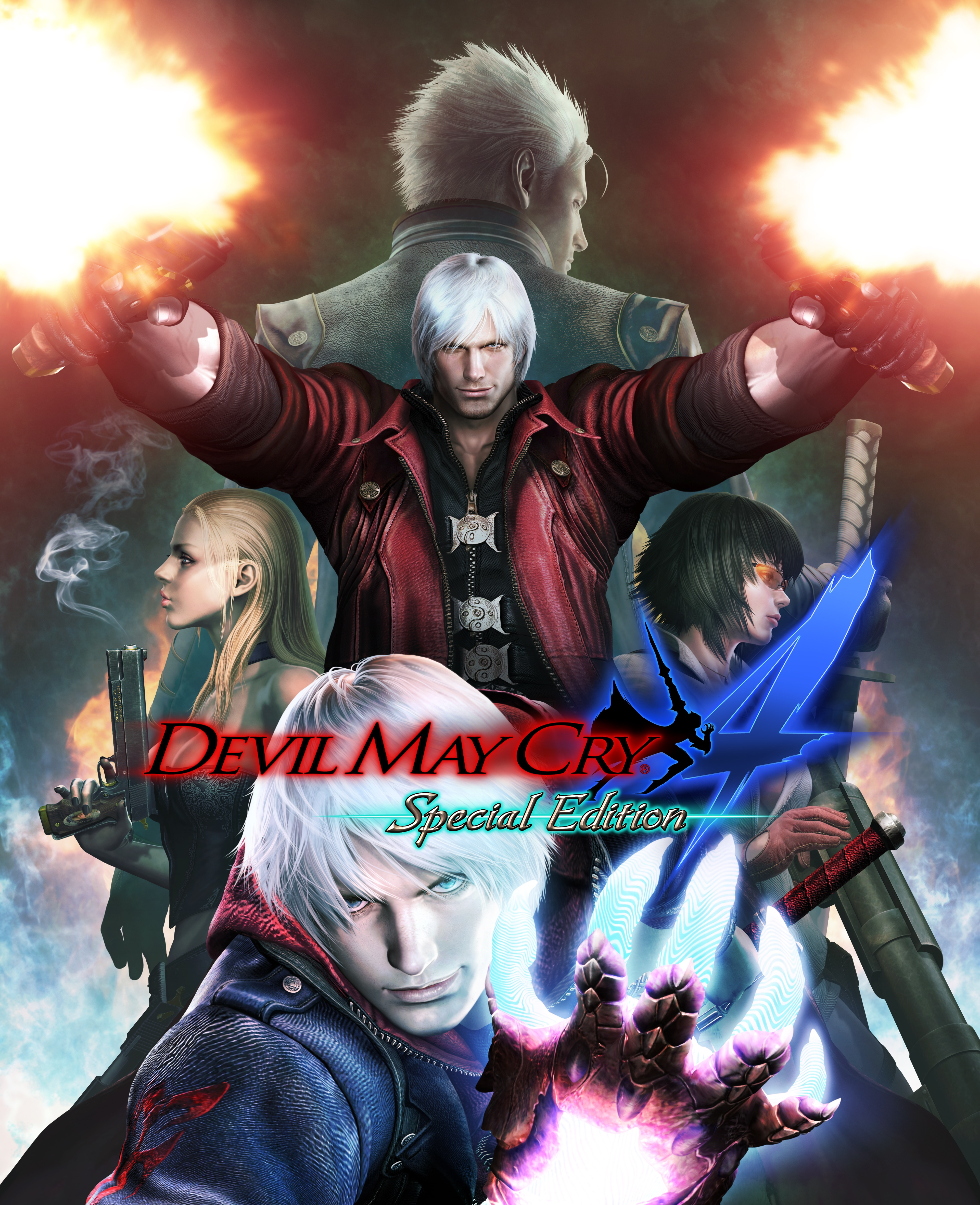 Devil May Cry 4 Devil May Cry Wiki Fandom