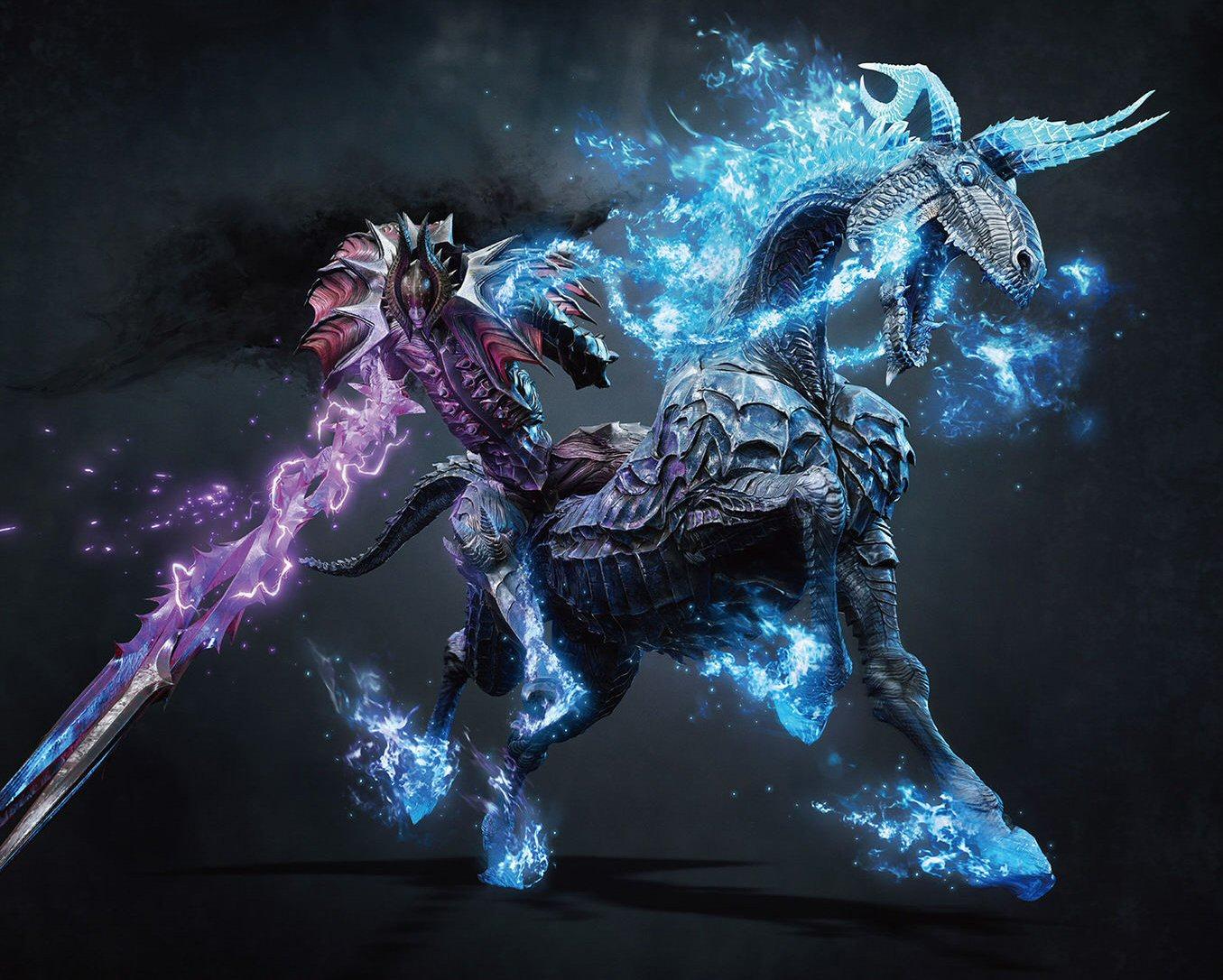 Elder Geryon Knight
