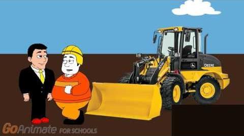 Devious Diesel For Hire- Episode 45- Construction Worker