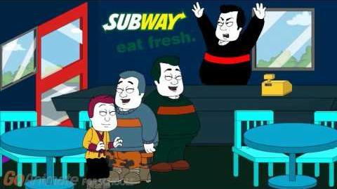 Devious Diesel For Hire- Episode 46- Subway