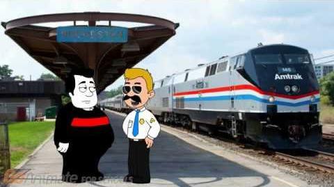 Devious Diesel For Hire- Episode 43- Amtrak