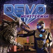 DEVO-Monsterman-single-DEVOman VS Clevezilla