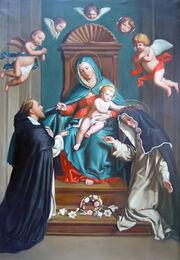 136Cb nuestra senora del rosario sassoferrato 1643 santa sabina.jpg