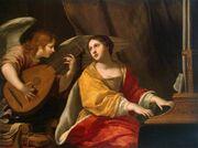 Blanchard, Jacques - Saint Cecilia - 17th c.jpg