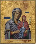 Saint Anne (Athos, 1893, priv.coll)