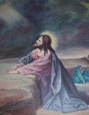 Painting of Christ in Gethsemane.jpg