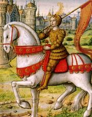 Joan of Arc on horseback.png