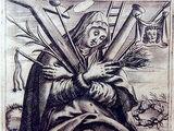 Oración a Santa Ángela de Foligno de Juan Pablo II