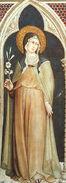 Asissi basilica-st Clara fresc