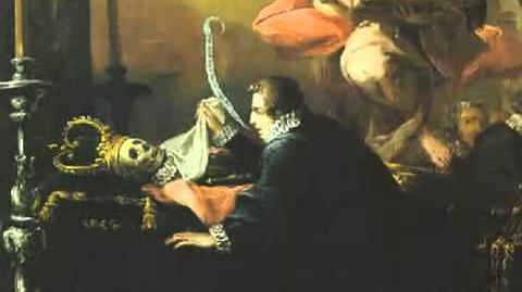 San Francisco de Borja, un miembro de la Corte de España que murió en la miseria