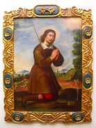 Saint Isidor Farmer (18th cen, anon)