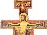 Oración ante el crucifijo de San Damián