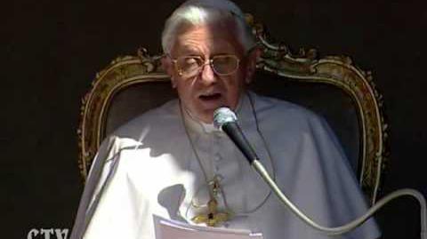El Papa y el genio femenino