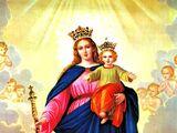 Novena a María Auxiliadora (1)