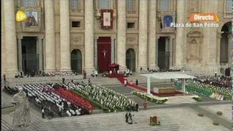 Benedicto XVI proclama a San Juan de Ávila y Santa Hildegarda de Bingen Doctores de la Iglesia