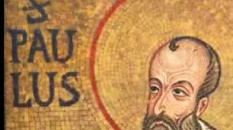 El Año Paulino San Pablo, el Apóstol de Gentes