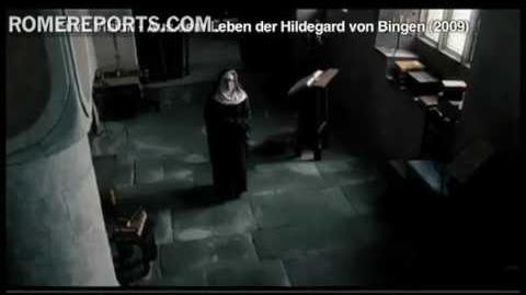 Santa Hildegarda de Bingen Defensora de la mujer, escritora y futura Doctora de la Iglesia