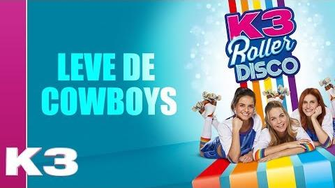 Leve de cowboys (Lyric video)