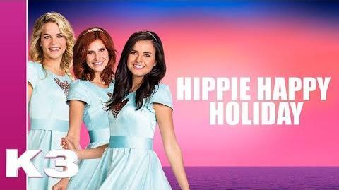 Hippie happy holiday (Lyric video)
